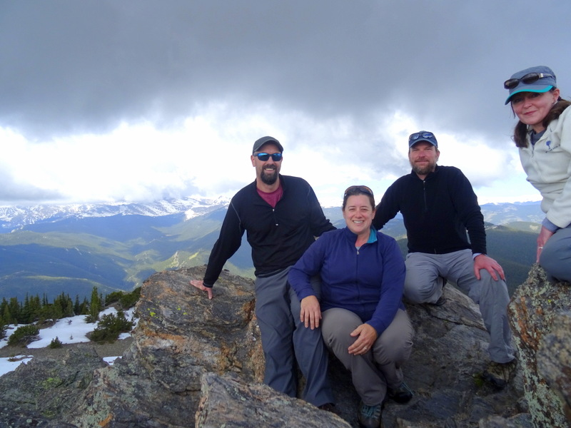 Chief Mountain, CO