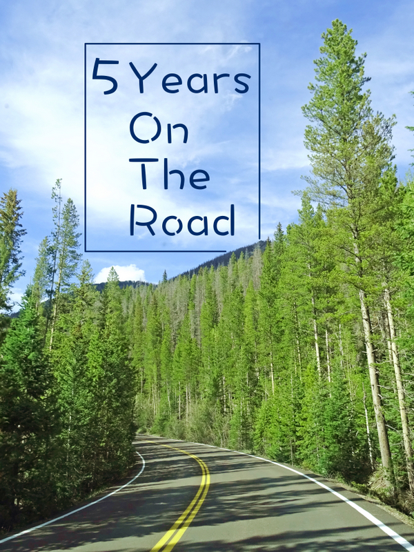 5 Years on The Road