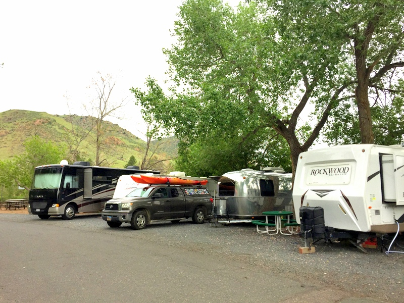 Clear Creek RV Park - Golden, CO