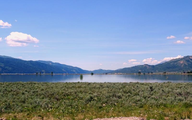 Palisades Reservoir