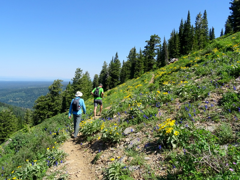 Bannock Trail - Grand Targhee Resort
