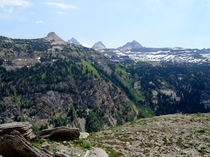 Devil's Stairs, Wyoming