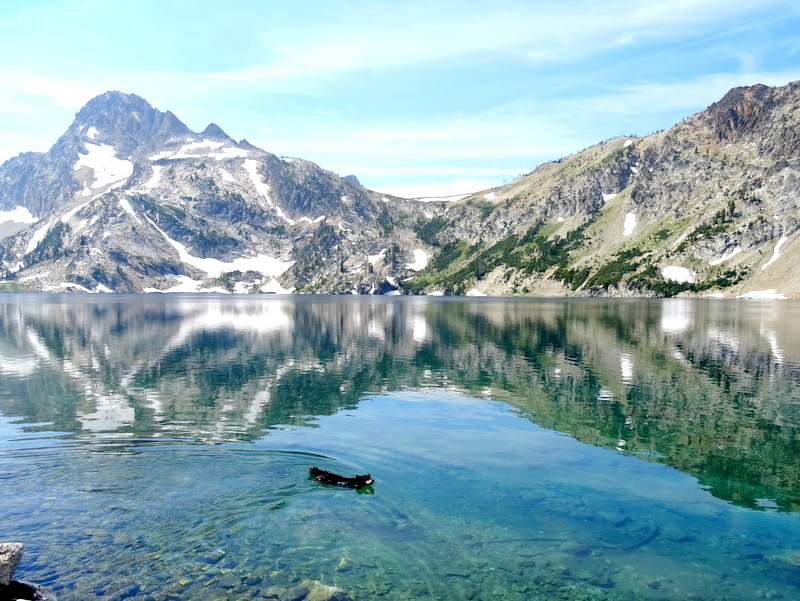 Sawtooth Lake - Stanley, Idaho