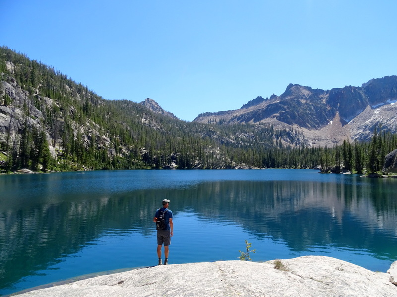 Saddleback Lake - Stanley, Idaho