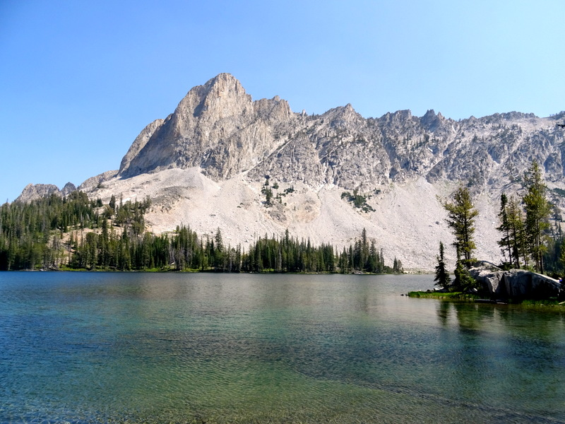Alice Lake - Stanley, Idaho
