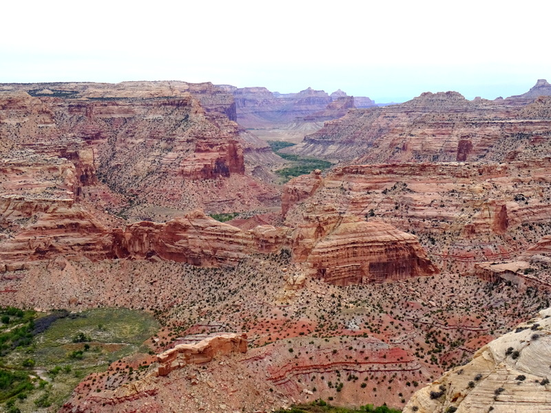 Little Grand Canyon, Utah