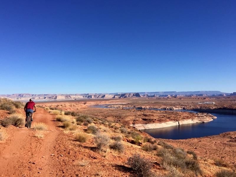 Rim Trail - Page, AZ