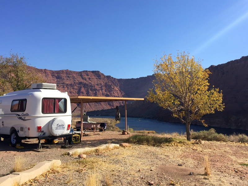 Lee's Ferry Campground, AZ