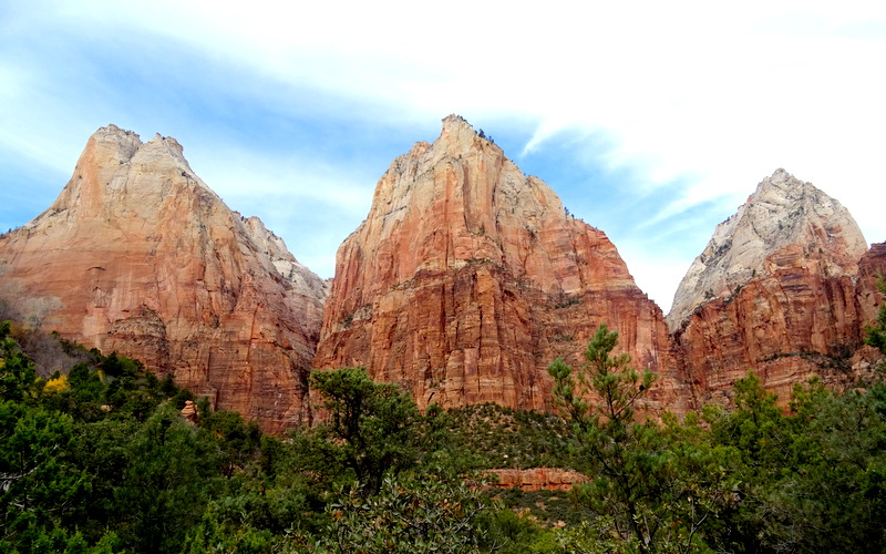 Sand Bluff Trail - Zion National Park