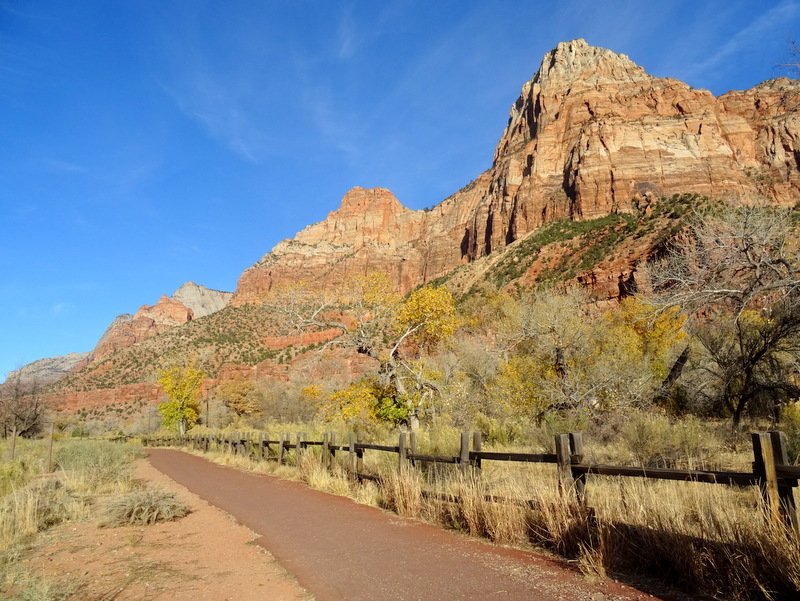 Pa'rus-trail-zion-national-park