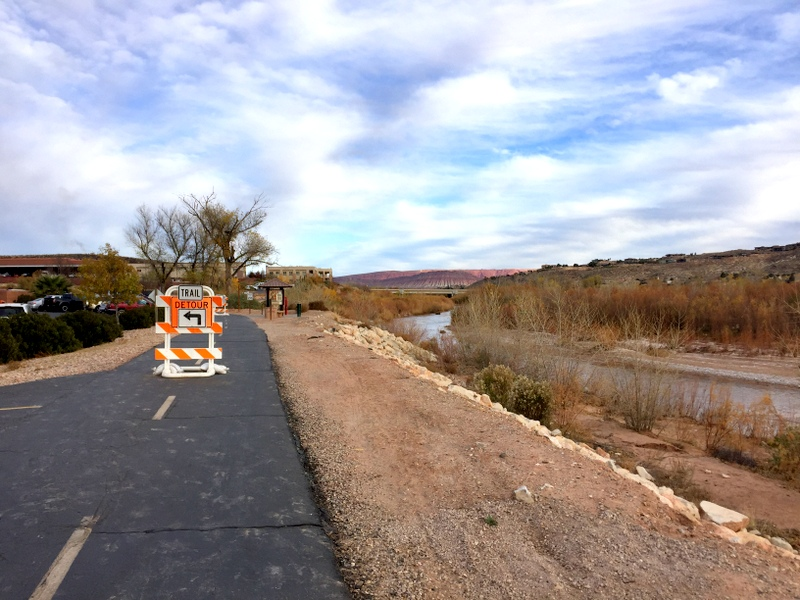 St. George bike path