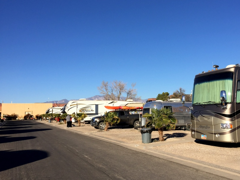 Temple View RV Park - St. George, UT