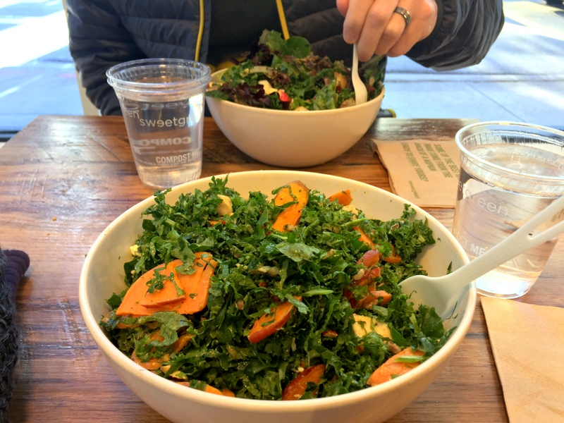 Sweetgreen Chicago