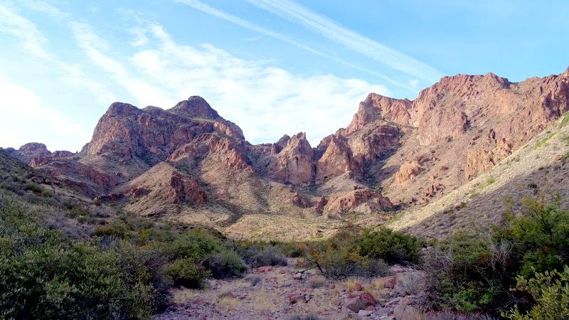 Signal Peak - Kofa, AZ