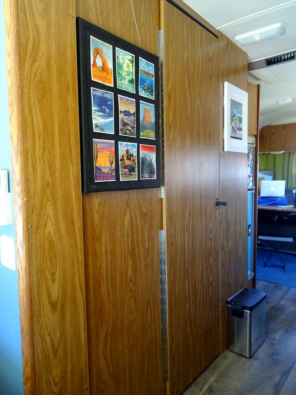 Airstream Hallway