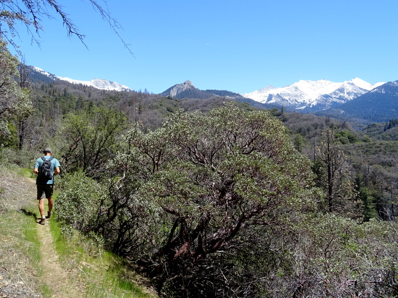 Middle Fork Kaweah River Trail