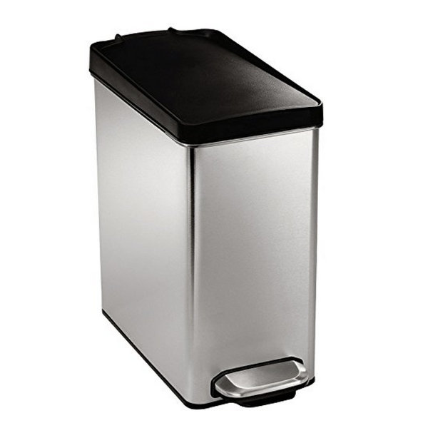 Simple Human Slim Trash Can - RV & Lifestyle Products