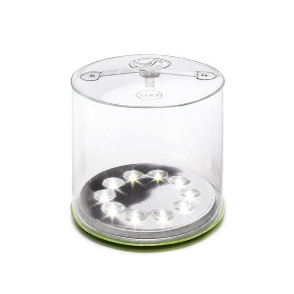 Luci Outdoor Inflatable Solar Light - RV & Lifestyle Products