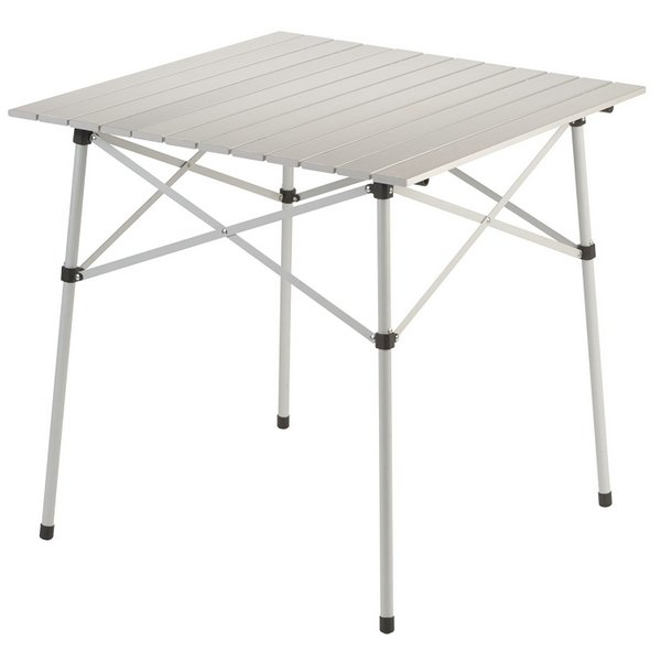 Roll Top Aluminum Table - RV & Lifestyle Products