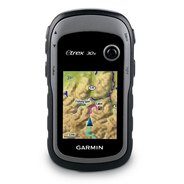 Garmin eTrek Handheld Navigator - RV & Lifestyle Products
