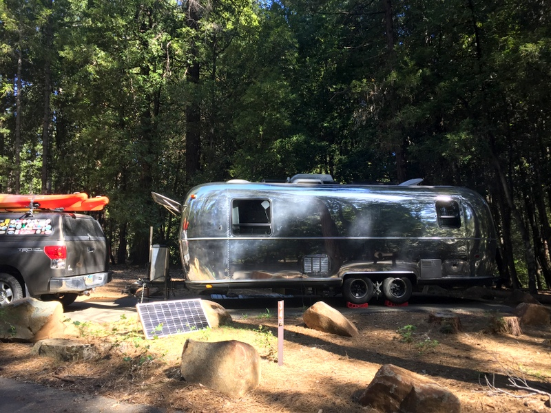 Schoolhouse Campground, CA