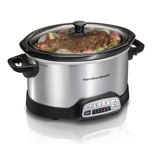 4-Quart Slow Cooker -