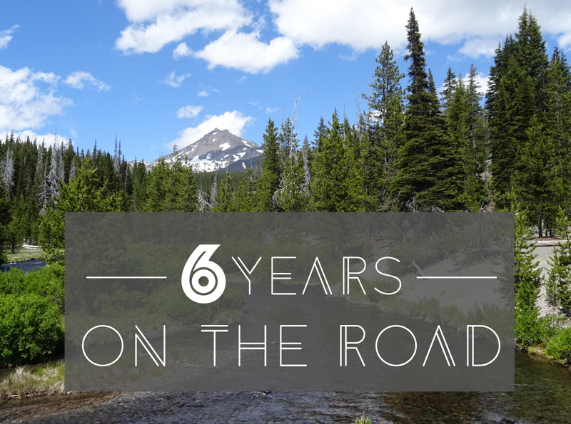 6 Years on The Road