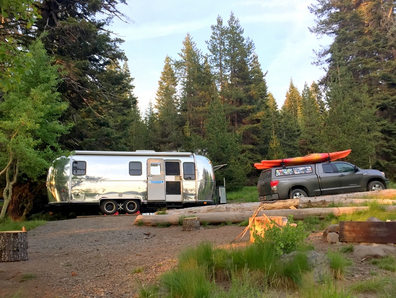 Diamond Lake Campground, OR