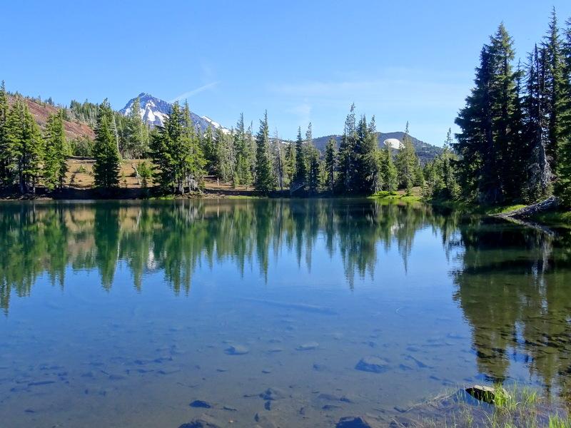 Matthieu Lakes Trail
