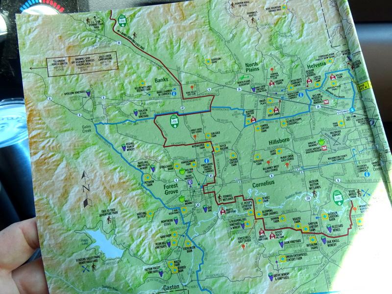 Oregon Barn Quilt Trail