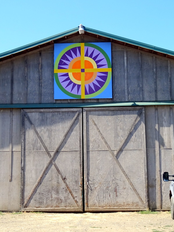 Barn Quilts in Oregon