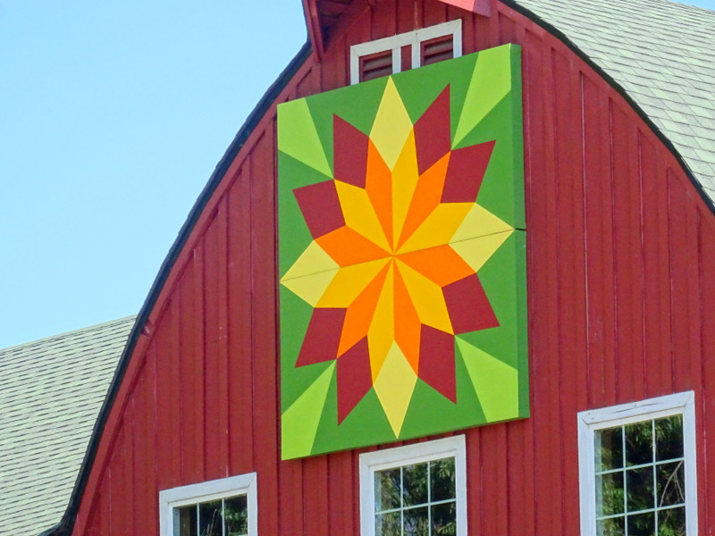 Barn Quilt Trail Oregon
