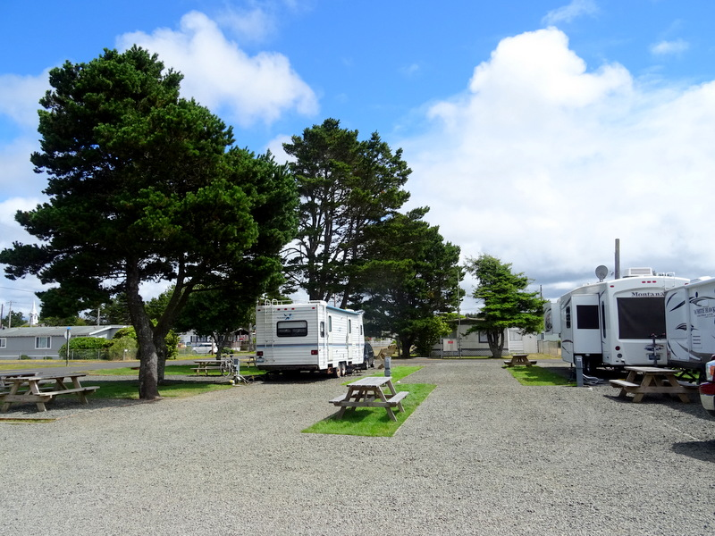 Sandcastle RV - Long Beach, WA