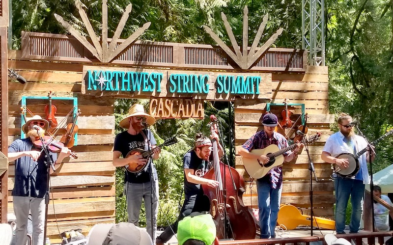 Northwest String Summit 2018