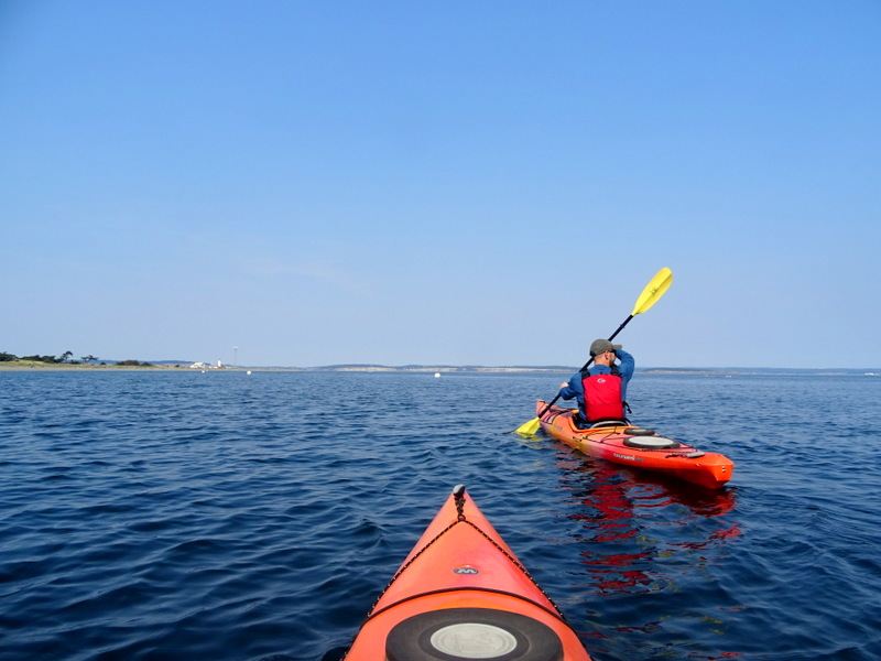 Kayaking in Port Townsend
