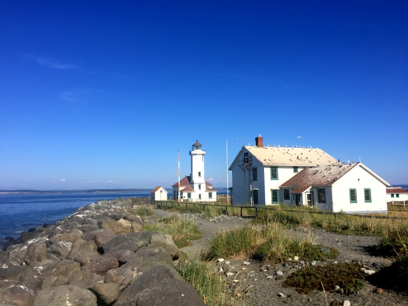 Fort Worden State Park Lighthouse