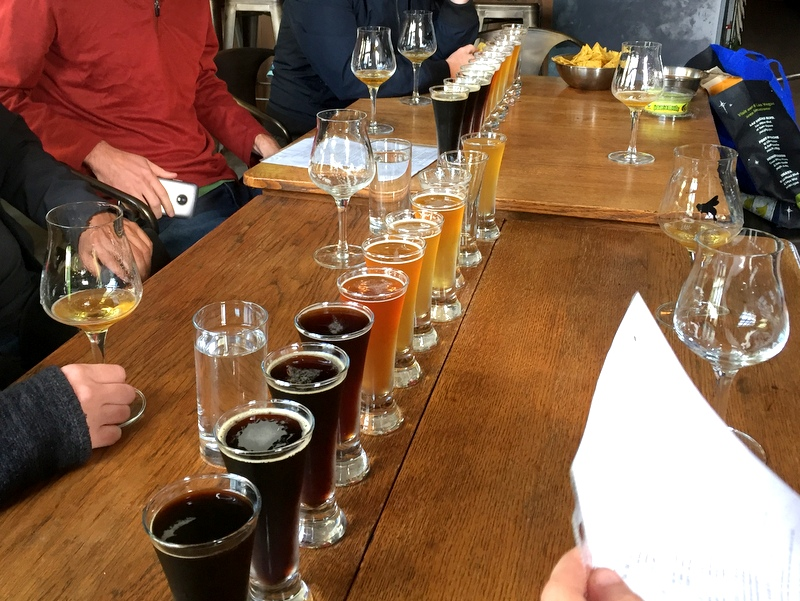 Propolis Brewing in Port Townsend, WA