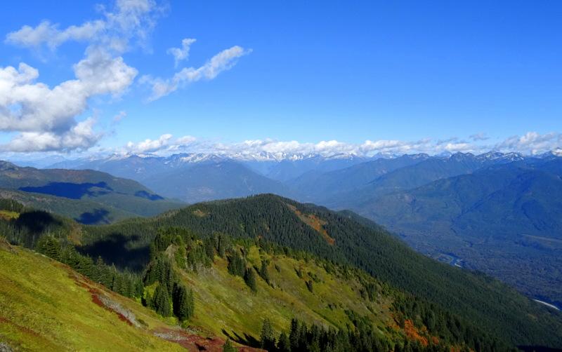 Sauk Mountain Trail