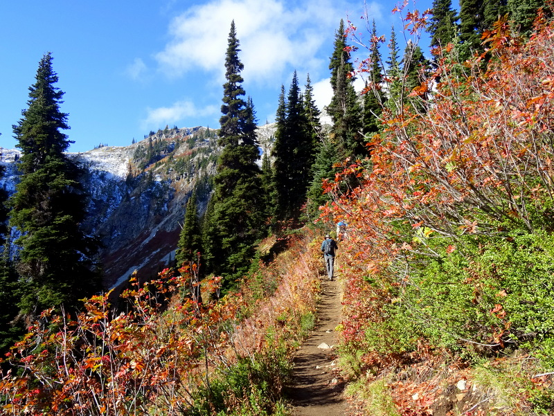 Maple Pass Loop Trail