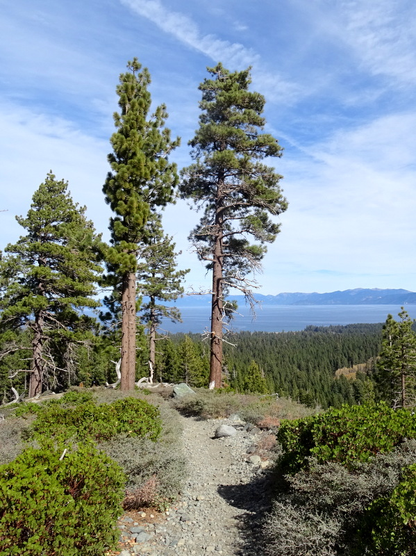 Mount Tallac - Lake Tahoe