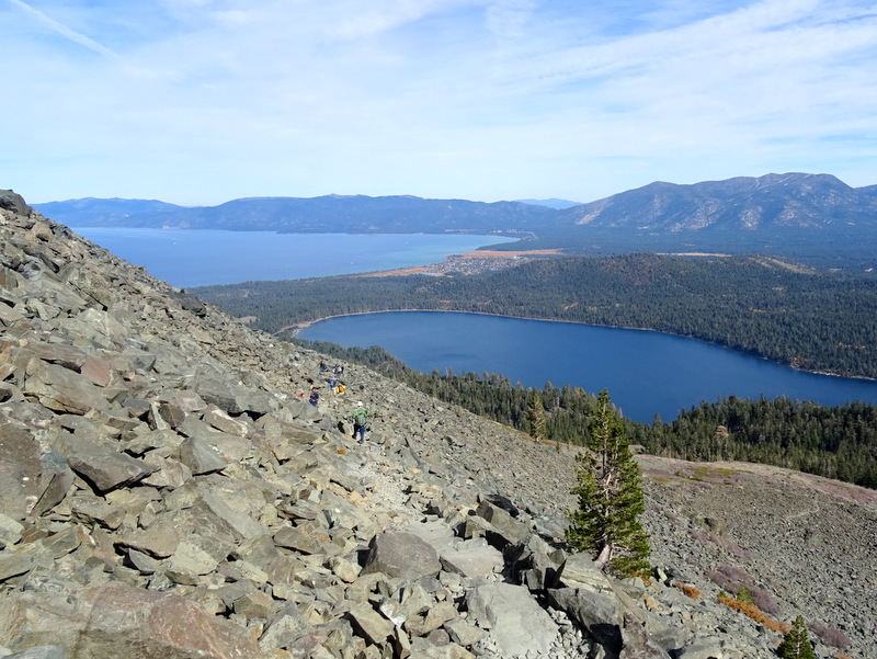 Mount Tallac - Lake Tahoe