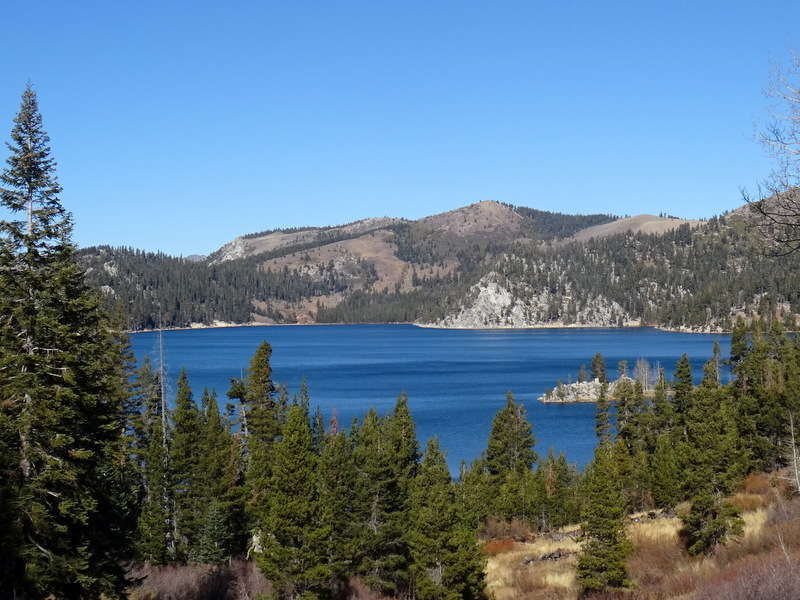 Marlette Lake Trail