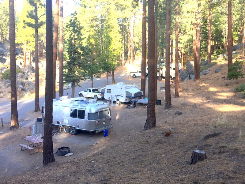 Zephyr Cove RV Park, Lake Tahoe
