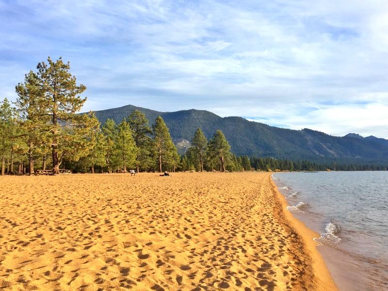 North Beach, Lake Tahoe