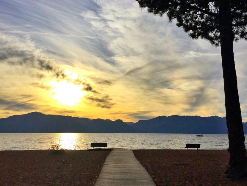 North Beach, Lake Tahoe