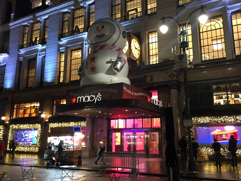 Macy's New York City