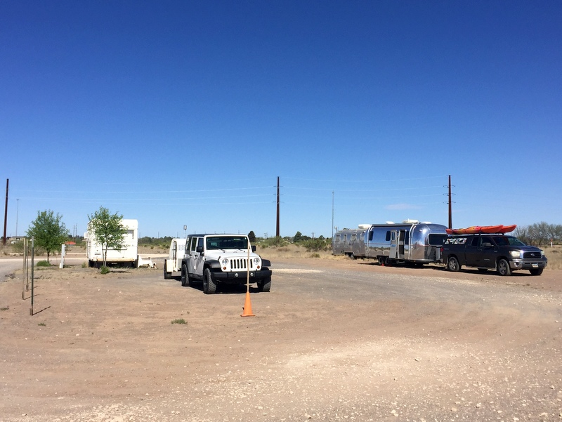 Tumble In RV Park - Marfa, TX