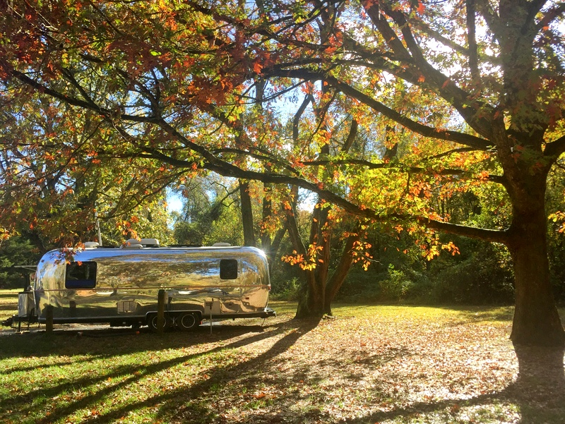 Airstream in Delaware - November 2019